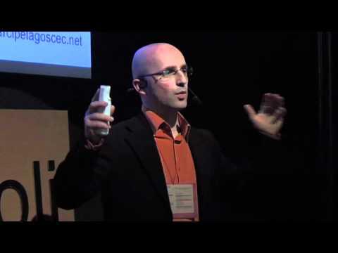 SCEC -  Soidarietà Che Cammina: Luca Vannetiello at TEDxNapoli