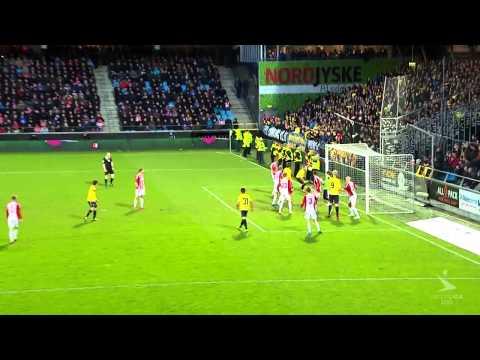 Highlights: AaB 2 – 0 Brøndby IF | 13-04-2014