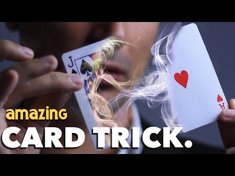 Amazing Card Magic Trick That Will Blow Your Mind