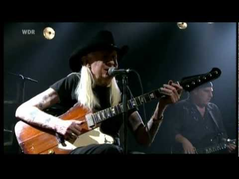 JOHNNY WINTER & ERIC SARDINAS - Mojo Boogie - Nov. 2010 [HD] *re-upload
