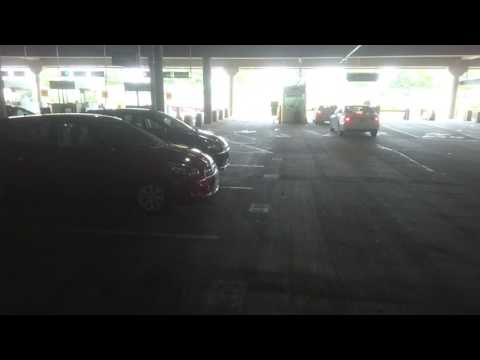 Picking Up Dollar Rental Car At DFW - 2016 Hyundai Accent