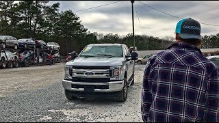 Download Rebuilding A Wrecked 2017 Ford F-250 Mp3 and Videos