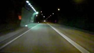 松本Matsumoto Tunnel (R254, Nagano, 2477m)