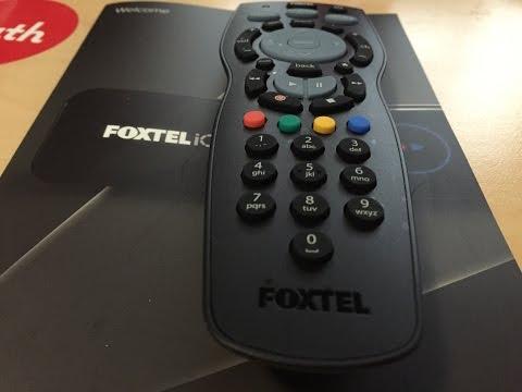 Foxtel Iq3 Remote iR Remote.