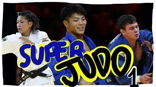 SUPER JAPANESE JUDO (part 1) (日本柔道) (+1000 subs)