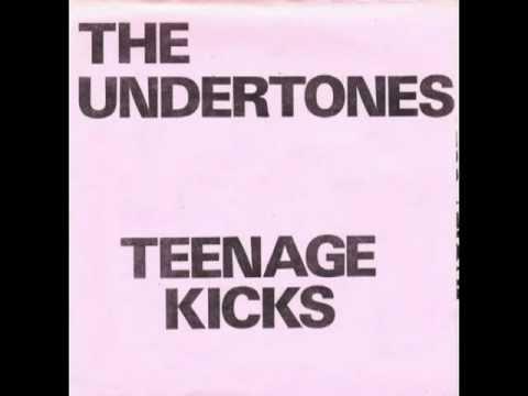 John Peel famously plays The Undertones 'Teenage Kicks'  twice in a row