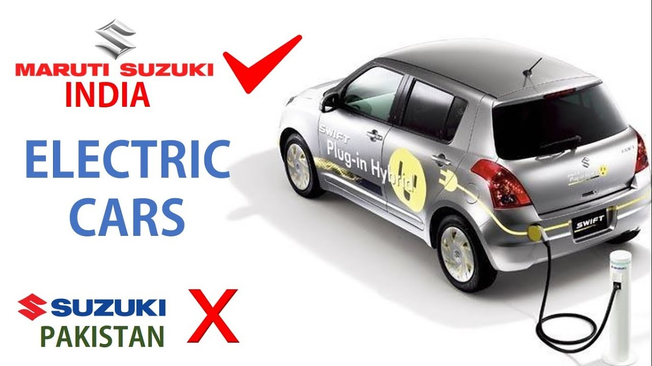 Maruti Suzuki Electric Car Plans Outlined Will Pak Brings Hybrid Cars In Stan