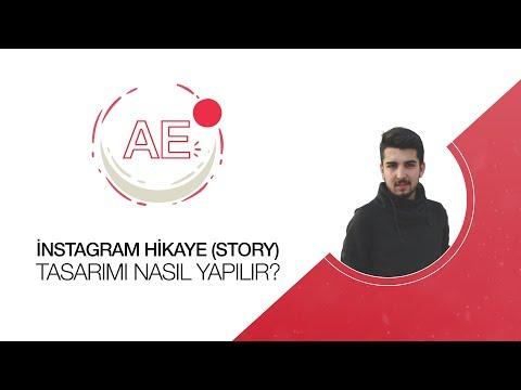 Instagram Etkileyici Hikaye Tasarımı Nasıl Yapılır? After Effects Dersleri