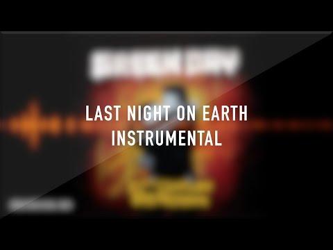 Green Day | Last Night on Earth Instrumental