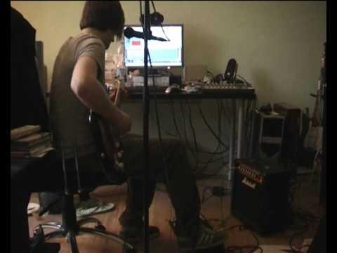 Delphic - Doubt (Single Guitar Cover)