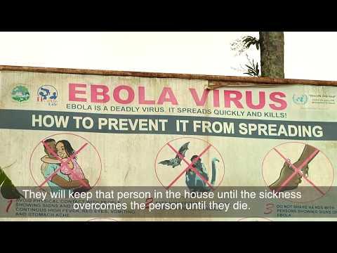 Liberia: Ebola Prevention Campaign