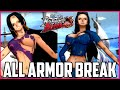 One Piece Burning Blood All Armor Breaks | One Piece Burning Blood All unique Character Armor Breaks