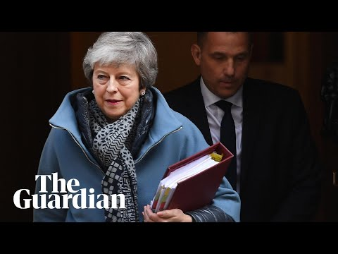 Theresa May takes questions in parliament ahead of EU leaders summit on Brexit - watch live