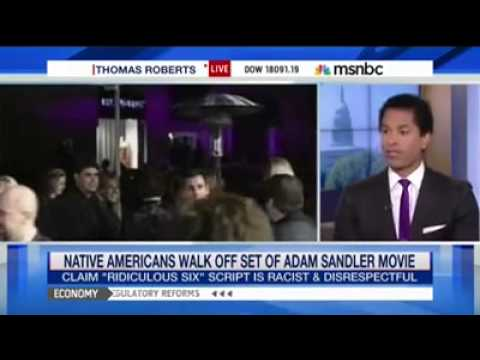 MSNBC's Toure: Comedians Should ONLY Make Fun of White Men