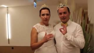 Ведущая Елена Пальчевская-отзывы ( французская свадьба)