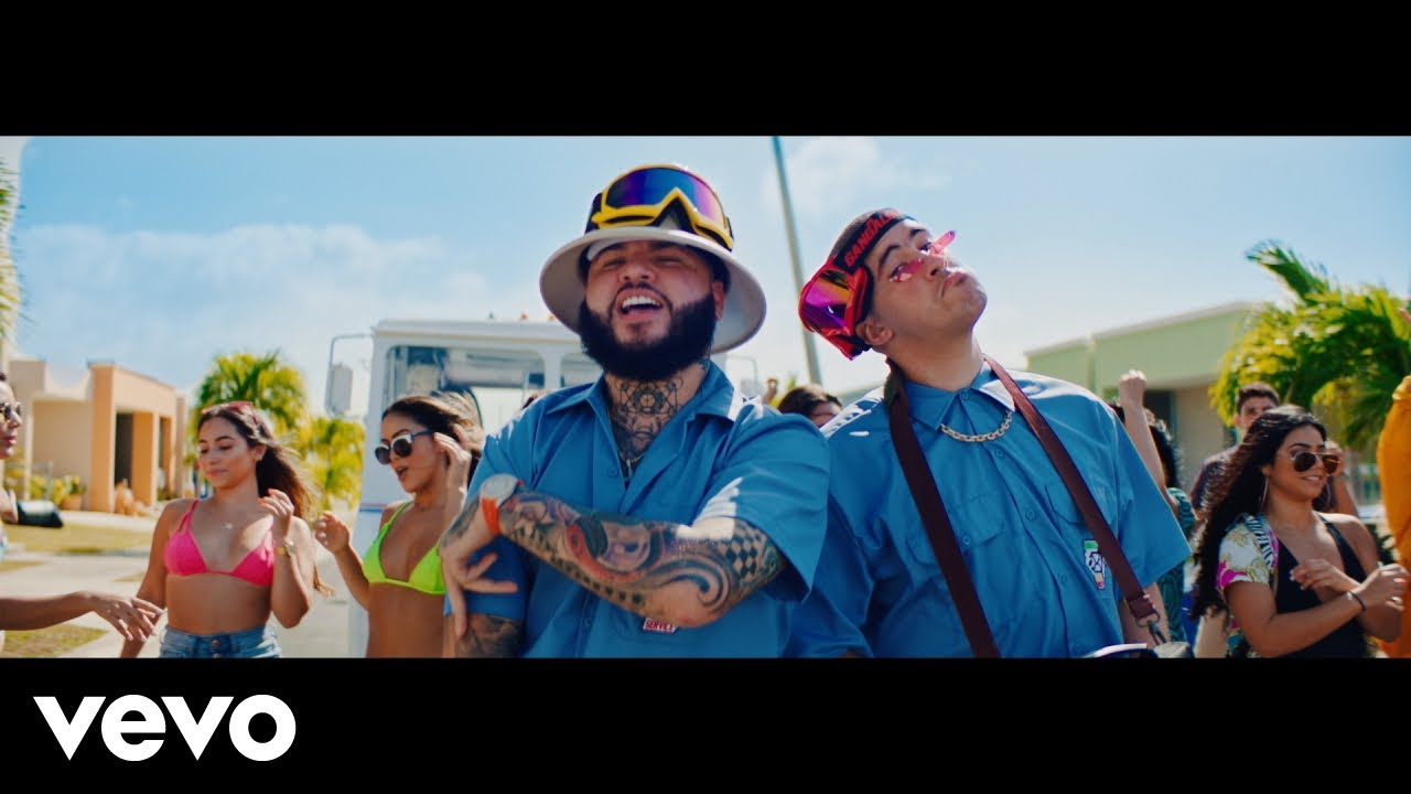 Farruko, Bad Bunny - La Cartera (Official Video)