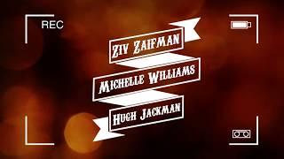 Download Lagu Ziv Zaifman, Hugh Jackman, Michelle Williams - A Million Dreams(Lyric Video) Mp3