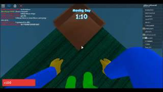 How to get in the attic in the future   ROBLOX