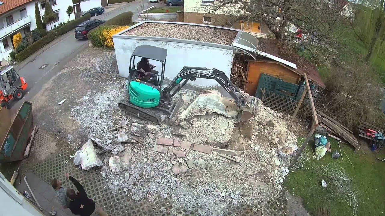 Fabulous Die Garage muss weg - YouTube HG86
