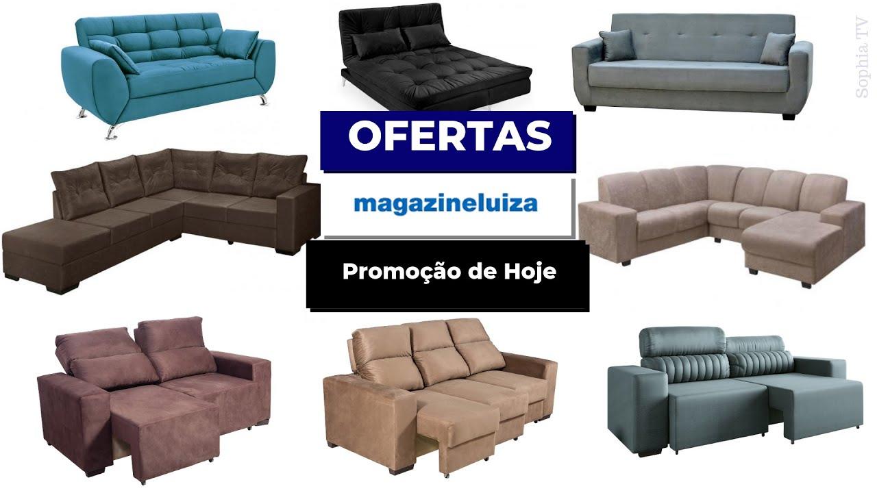 Sofa Retratil De Canto Magazine Luiza | Baci Living Room