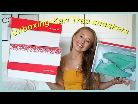 UNBOXING NEW SNEAKERS!!!