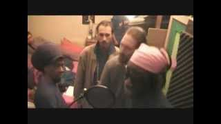 Joseph Cotton alongside Mass-I Bredrins (Cuss Cuss riddim Lootayard Version)