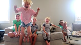5 Kids React To Parents Telling Them They're Going To Be Homeschooled