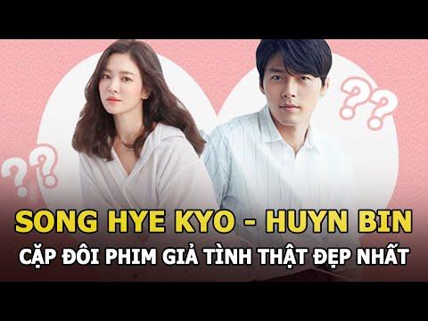 Song Hye Kyo - Hyun Bin: Cặp đôi phim giả tình thật đẹp nhất xứ Hàn, cái kết toang vì tiểu tam?