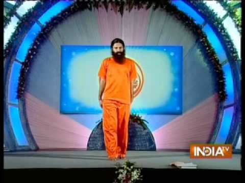 Baba Ramdev Yoga Asanas to Increase Height and Enhance Eyesight