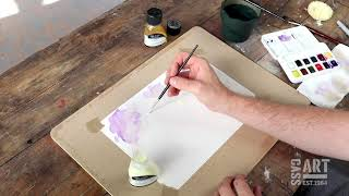 How to with Cass Art: Masking Fluid