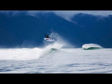 Enter 'Surfing's Middle-Earth': New Zealand's Remote Fiordland