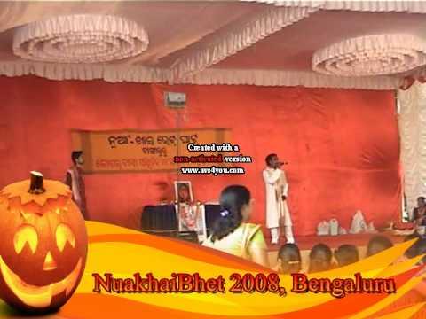 Sambalpuri Song - Hai Krushna Live @ Nuakhai Bhet