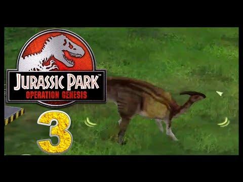 Jurassic Park: Operation Genesis - Episode 3 - A whole new world
