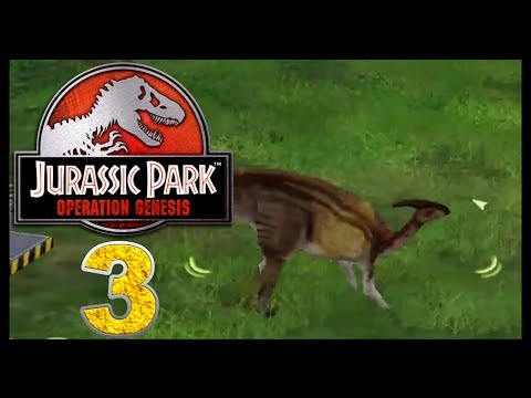 Jurassic Park: Operation Genesis - Episode 3 - A whole new world