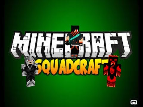 "Minecraft squad craft takeover episode 59 ""The farm goes BOOM """