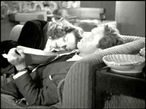 Woman of the Year (1942) - Spencer Tracy - Katharine Hepburn