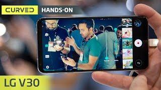 LG V30 im Test: das Hands-on | deutsch