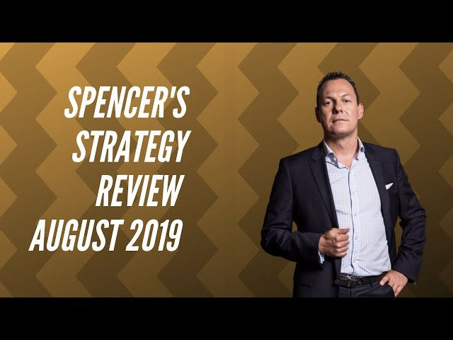 The Hottest Social Media App and How to Double your Revenue - Spencer's Strategy Review August 2019