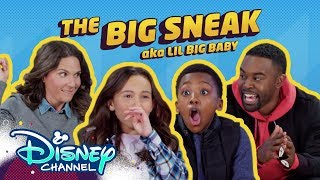 The Big Sneak | Roll It Back | Just Roll with It | Disney Channel