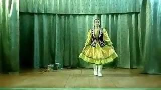 Фото Башкирский народный танец