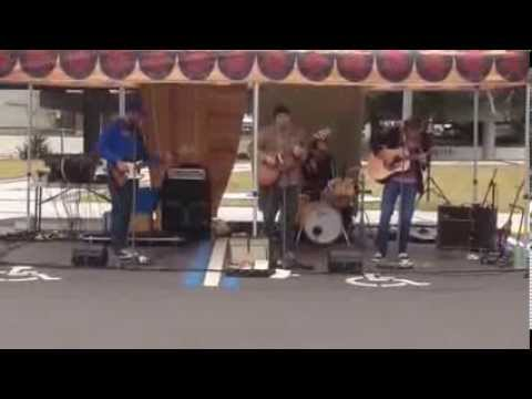 The John Carver Band - 'Your Favorite' live in downtown Jacksonville 1/4/14