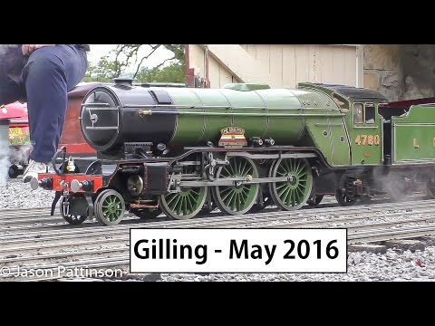 Gilling Main Line Rally May 2016 - GL5 - Ryedale Society of Model Engineers.