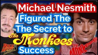 Michael Nesmith Explains The Monkee's Popularity There's a great ne...