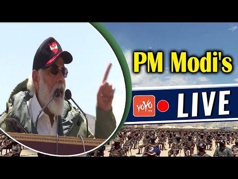 LIVE: PM Modi's