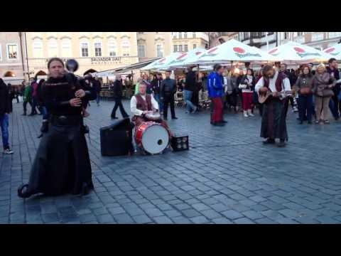 Bohemian Bards (teaser) - Hello Europe, Prague.