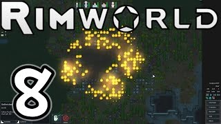 "RimWorld Alpha 8 E08 ""Forest Fire!"" (1080p60)"