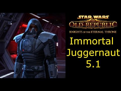 Sith Juggernaut Build