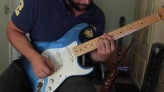 TOKAI Goldstarsound first blast - Rick Graham Guitar