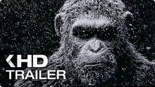 War for the Planet of the Apes [ HINDI TRAILER] | [HD] | 2017