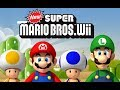 How To Download New Super Mario Bros Wii In PC.